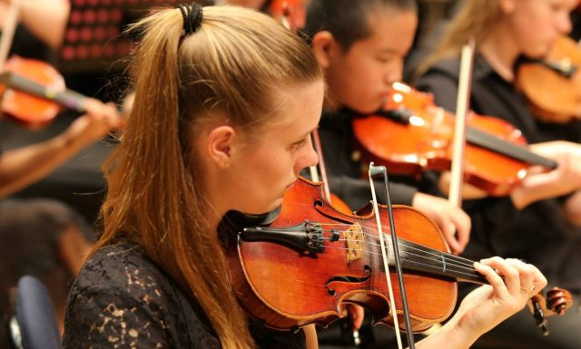 Making Lessons In Violin Enjoyable